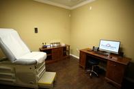 Wesley Chapel Chiropractor Examination Room