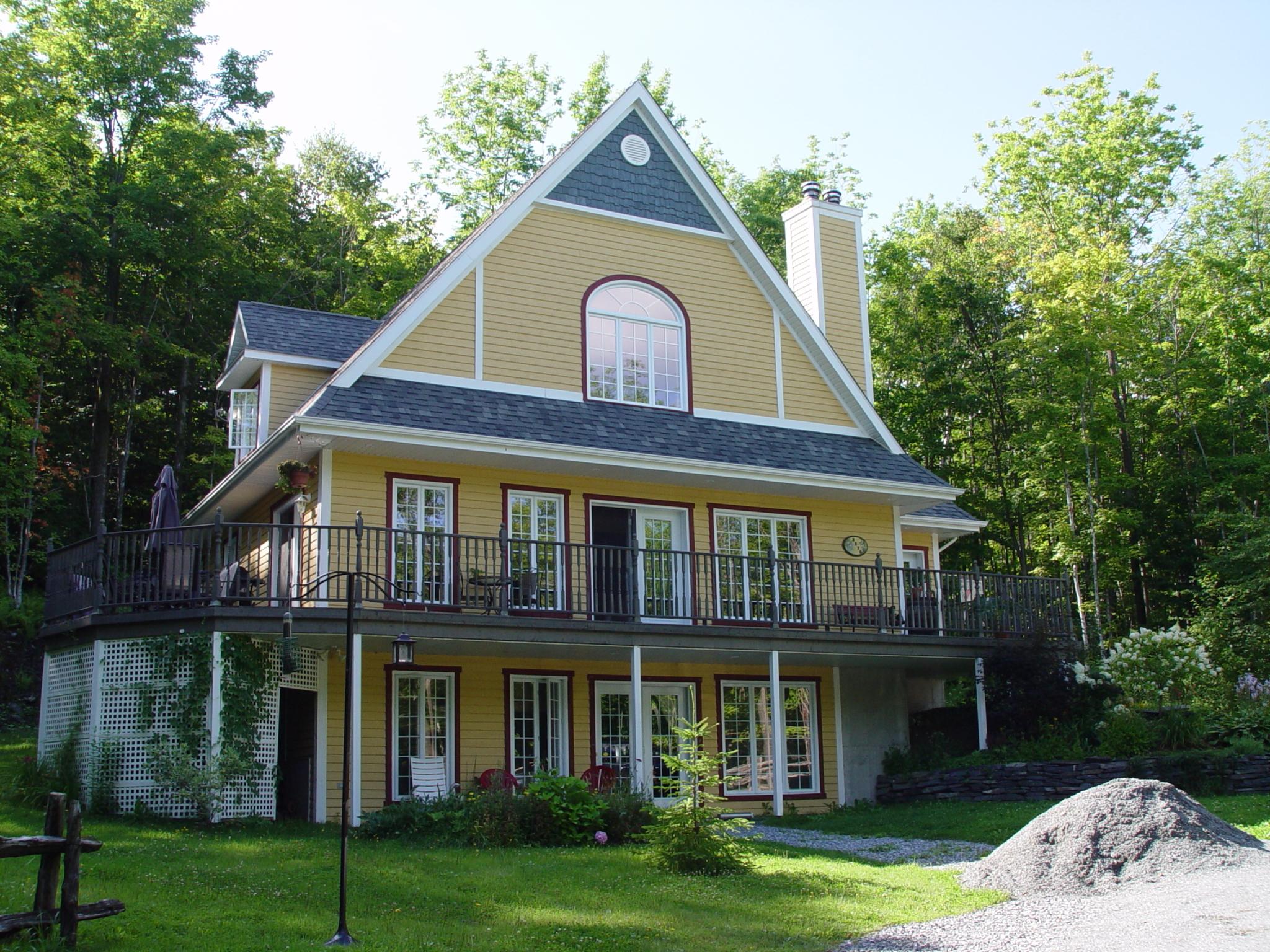 Les Constructions Luc Stébenne Inc  à Sherbrooke