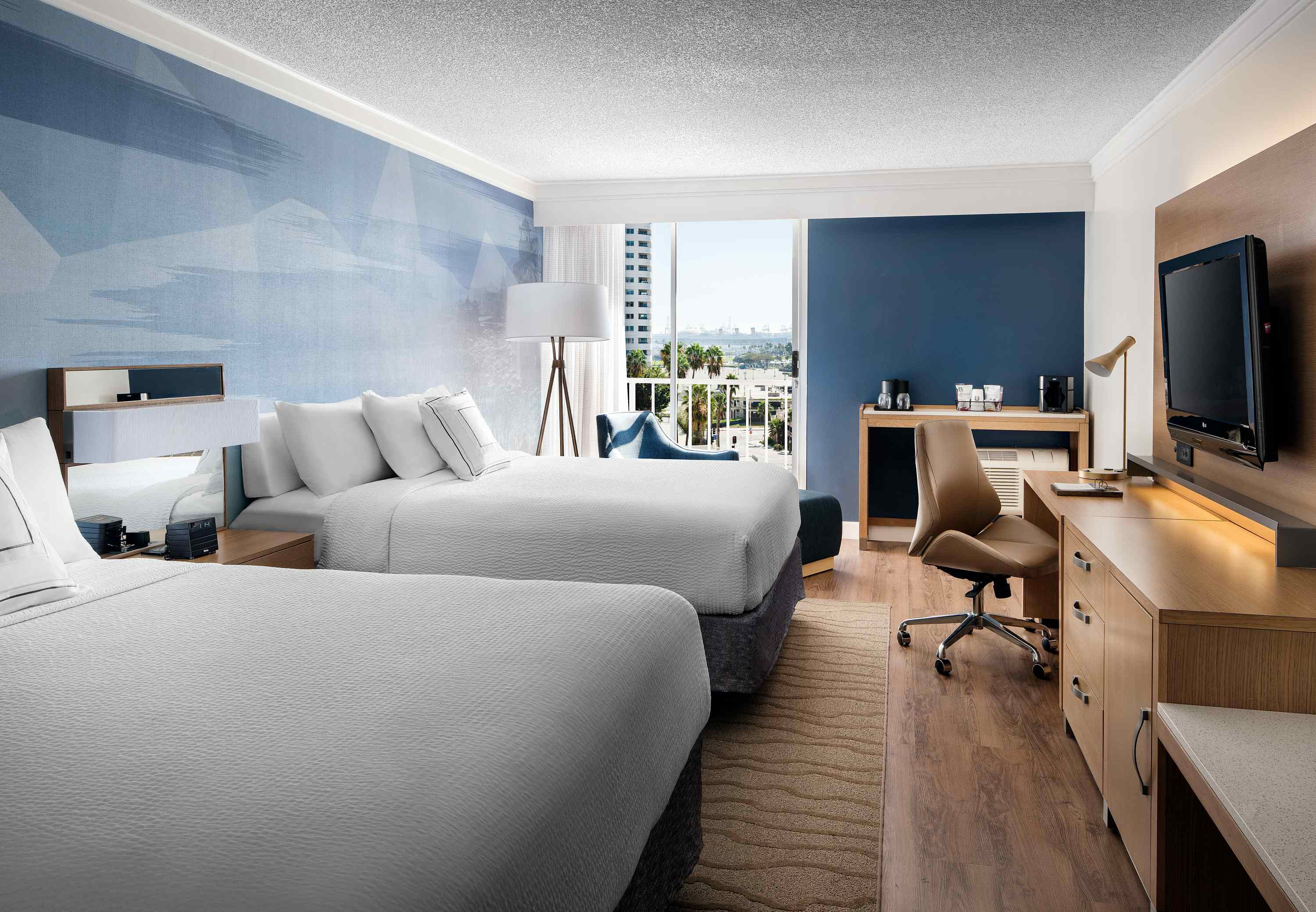 Courtyard by Marriott Long Beach Downtown image 5