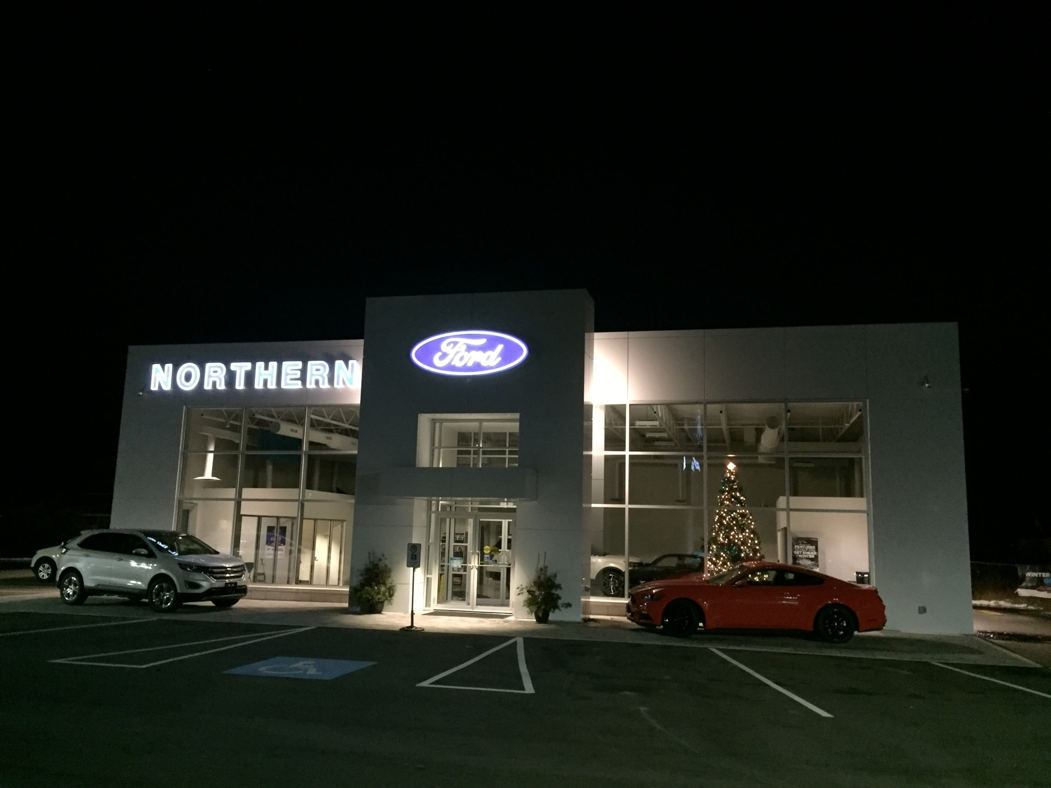 Northern Ford Sales Ltd in Espanola: The NEW Northern Ford Sales Limited