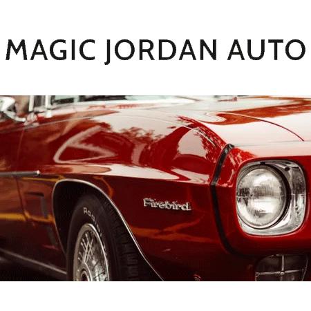 Magic Jordan Auto image 6