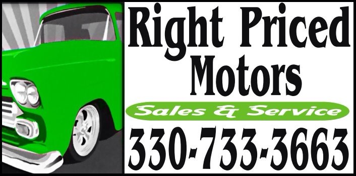 Right priced motors in akron oh 44312 citysearch for Homestead motors inc portage in