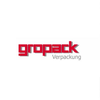 Logo von Gropack Verpackung GmbH