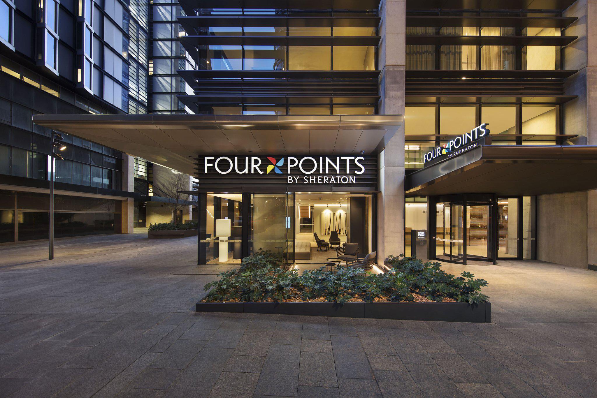 Four Points by Sheraton Sydney, Central Park