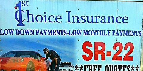 1st Choice Insurance