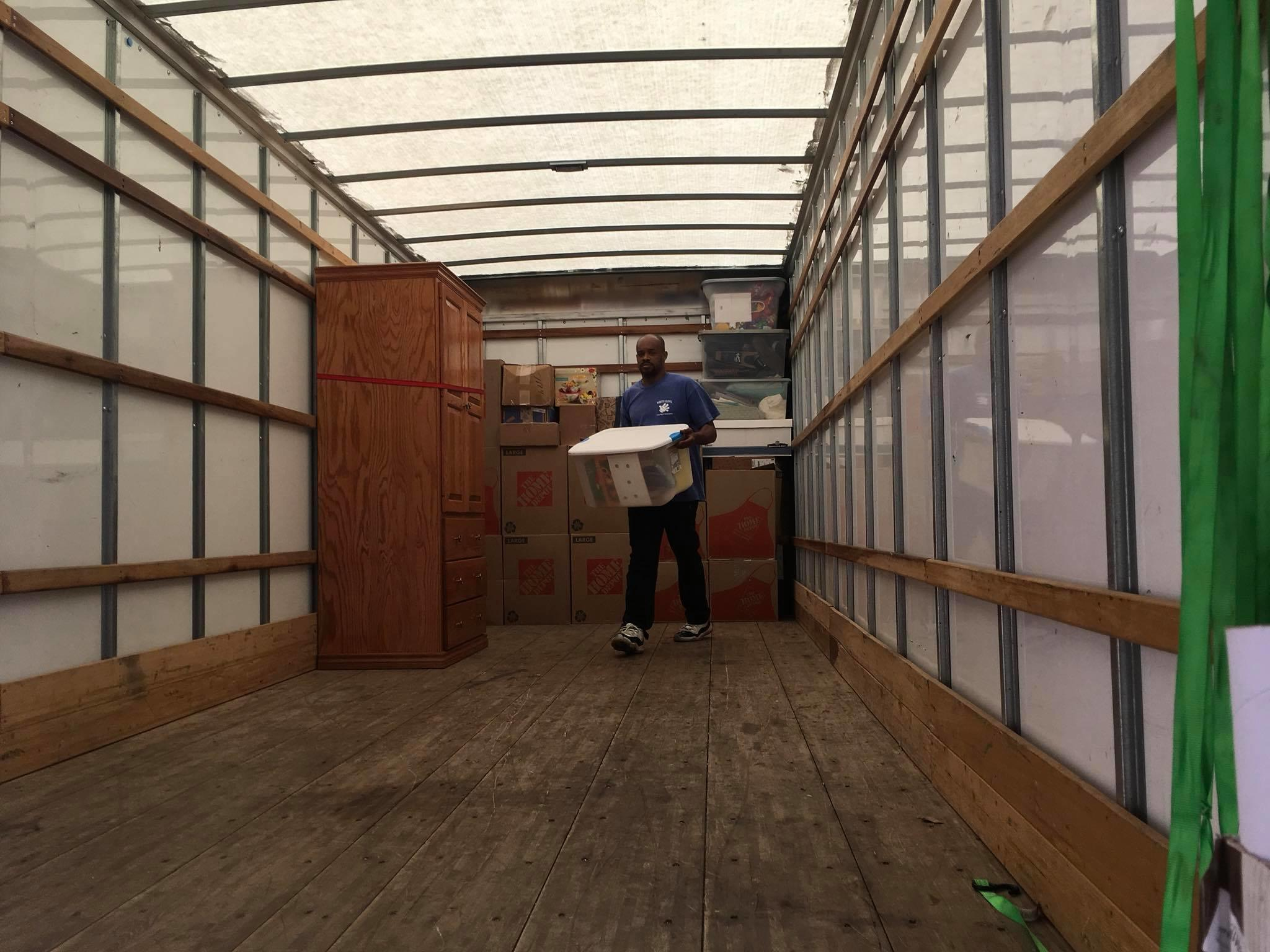 Pannell's 1st Team Moving & Delivery LLC image 6