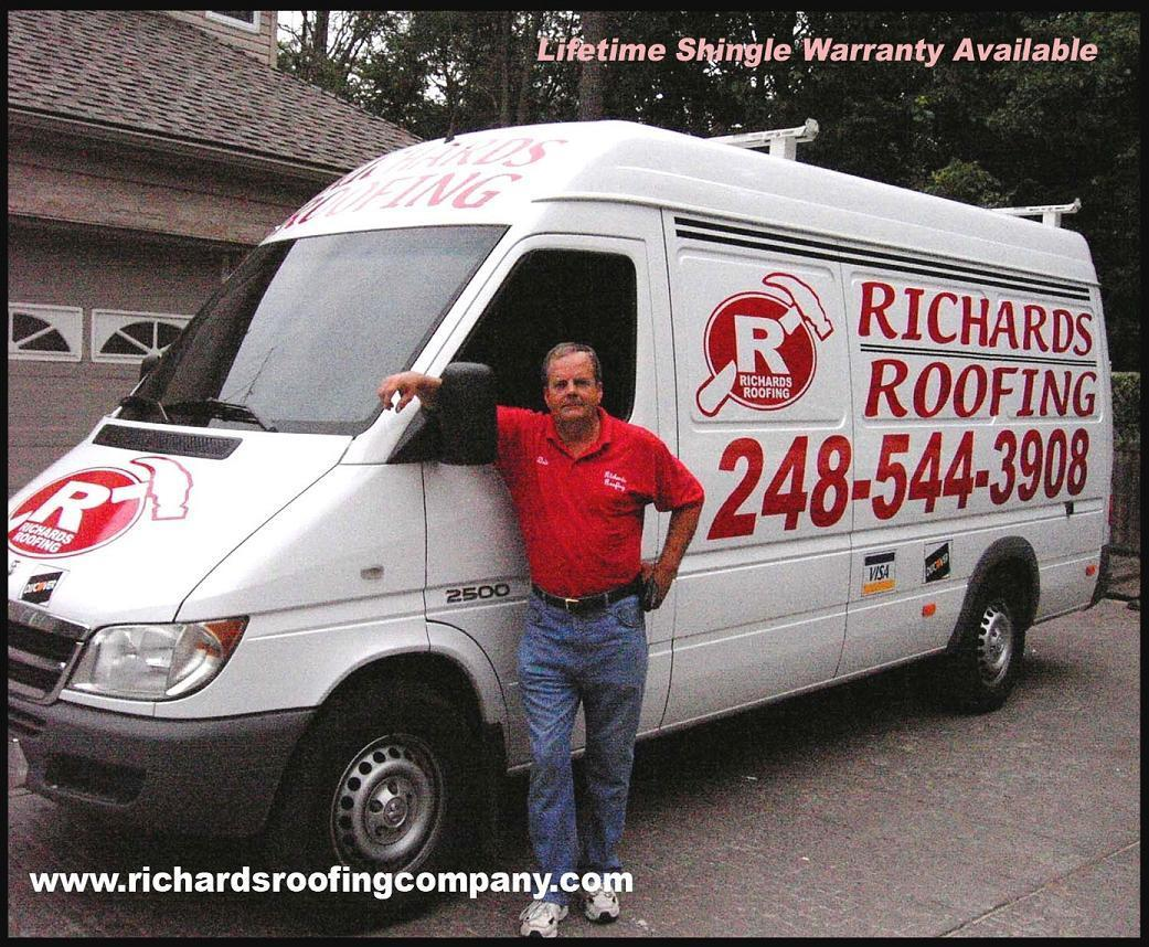 Richards Roofing Company image 7