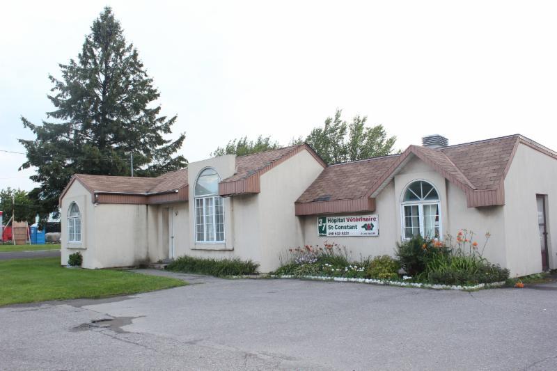 Hôpital Vétérinaire Saint-Constant à Saint-Constant