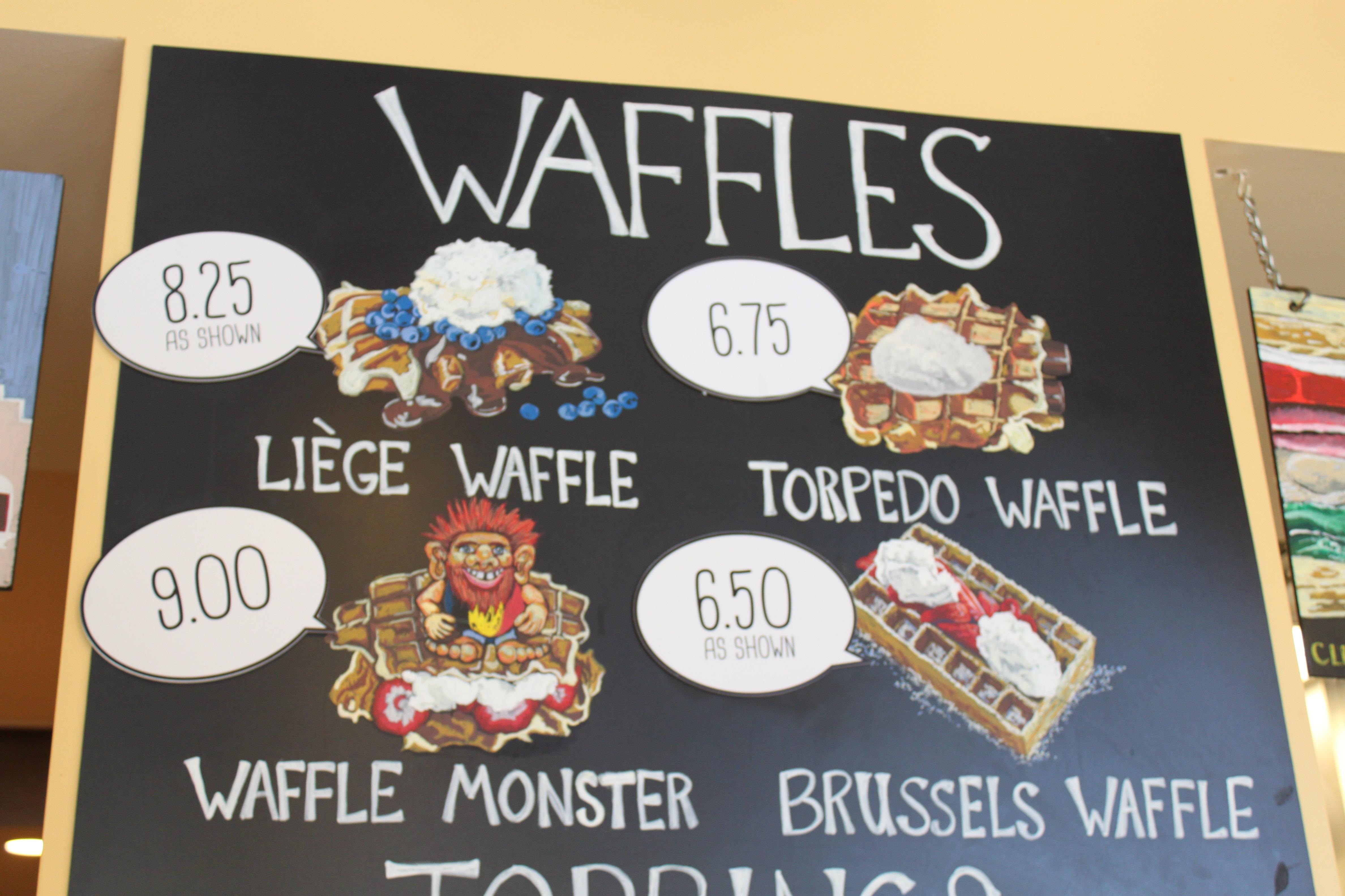 Bruges Waffles & Frites image 2
