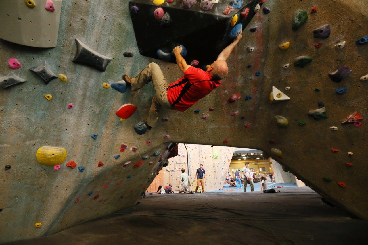 Upper Limits Rock Climbing Gym - Maryland Heights image 7
