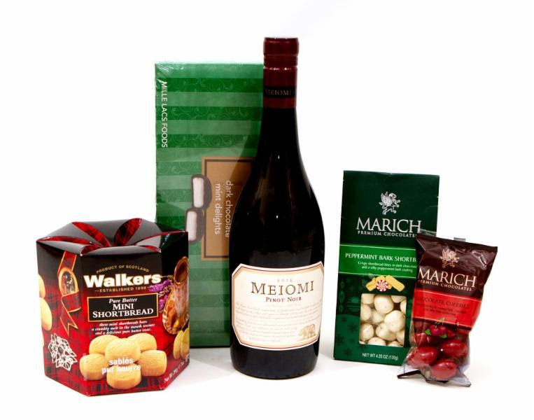 Corporate Gift Solutions - Gift Baskets
