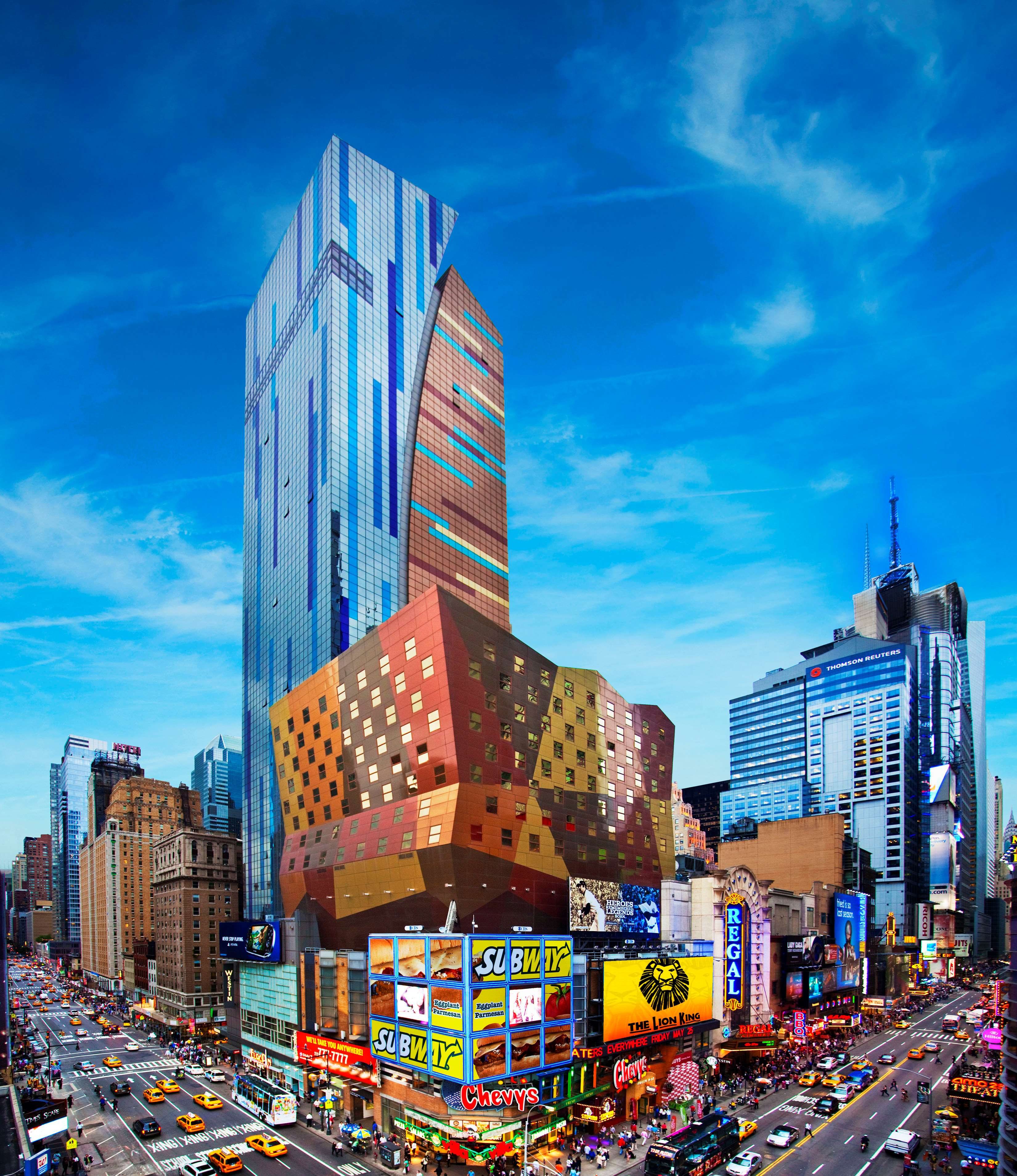 The Westin New York At Times Square At 270 West 43rd