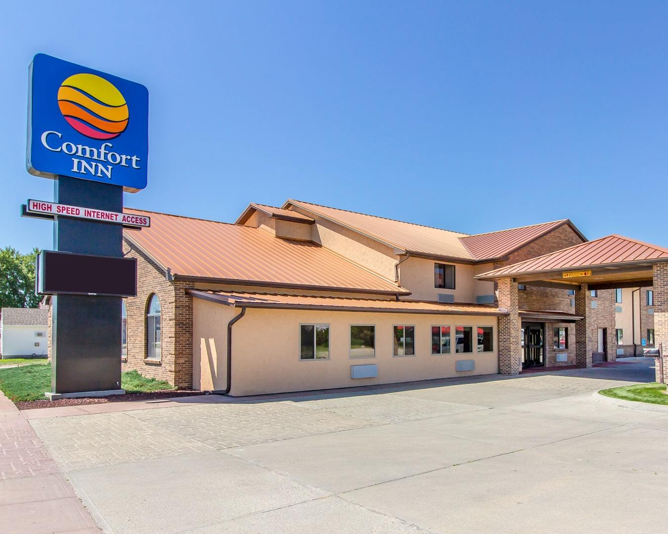 Comfort Inn Coupons Valentine NE Near Me 8coupons