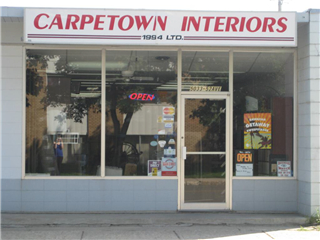 Carpetown Interiors (1994) Ltd in Whitecourt