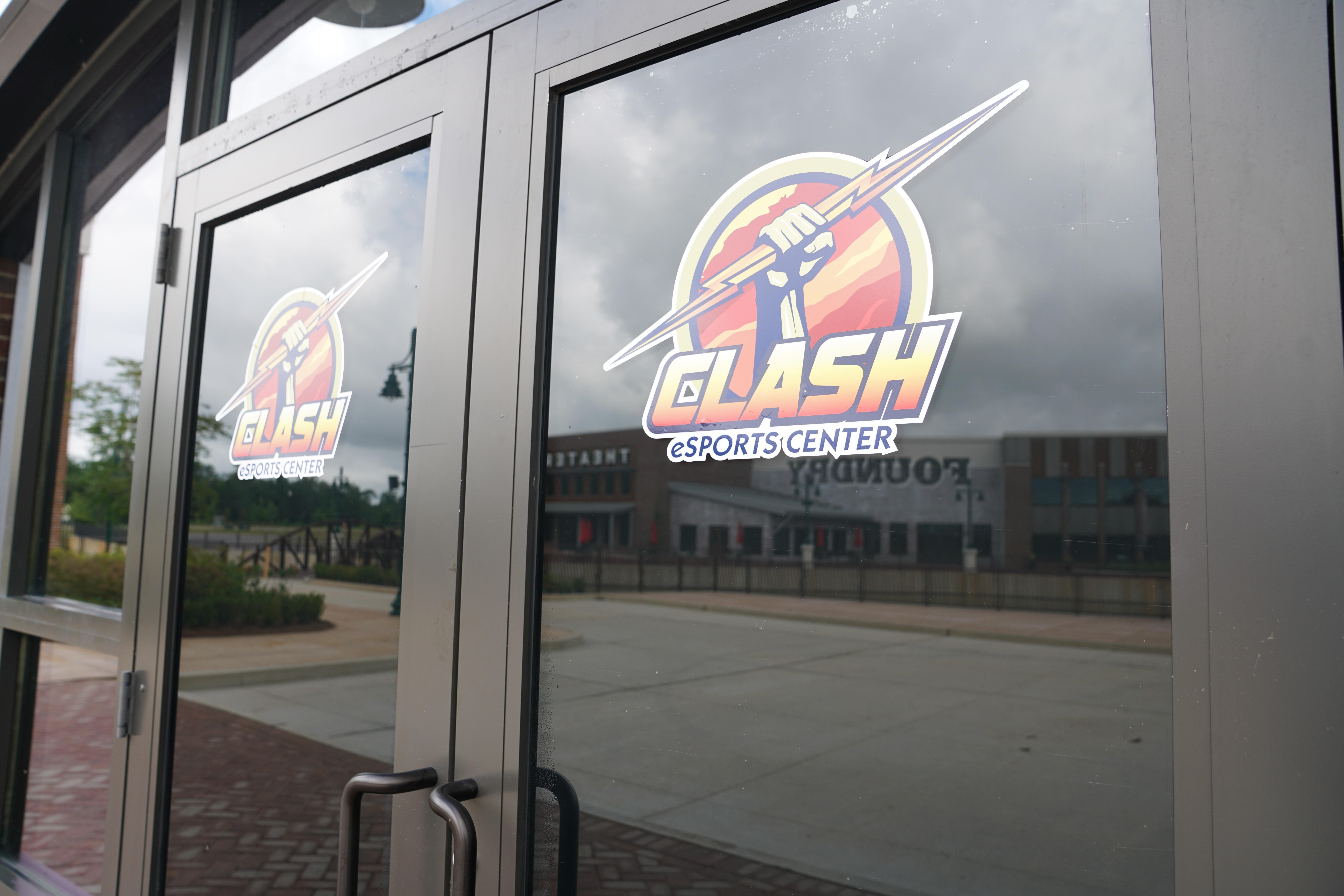 Clash eSports Center at OWA