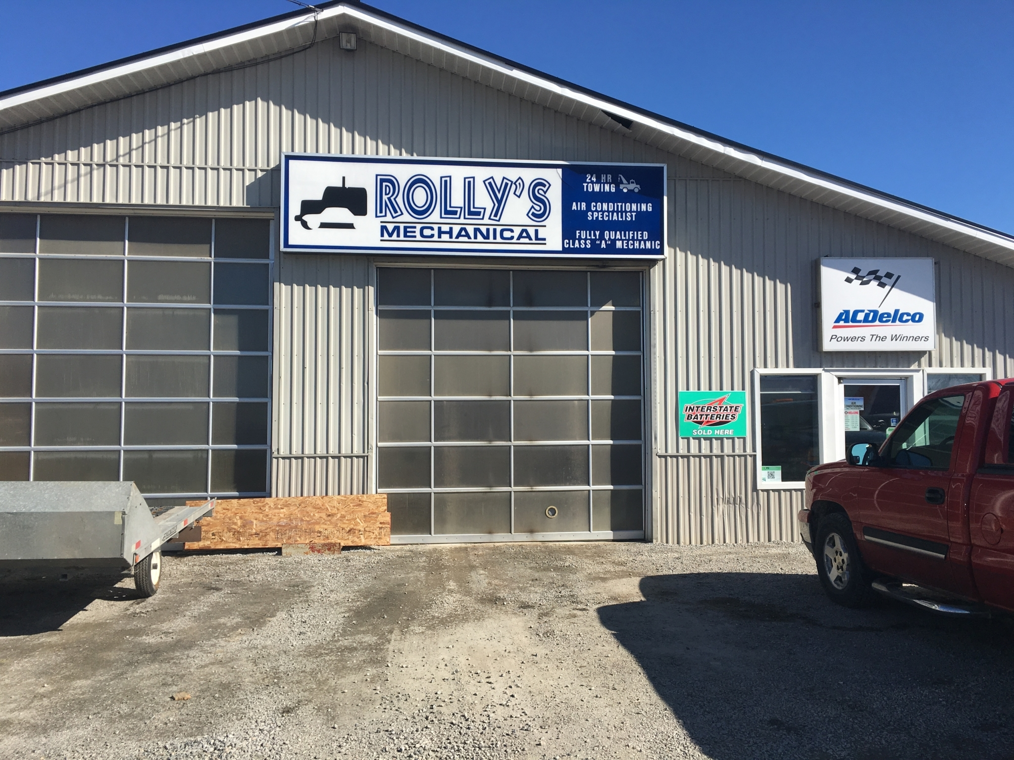 Rolly's Mechanical Ltd in Smooth Rock Falls