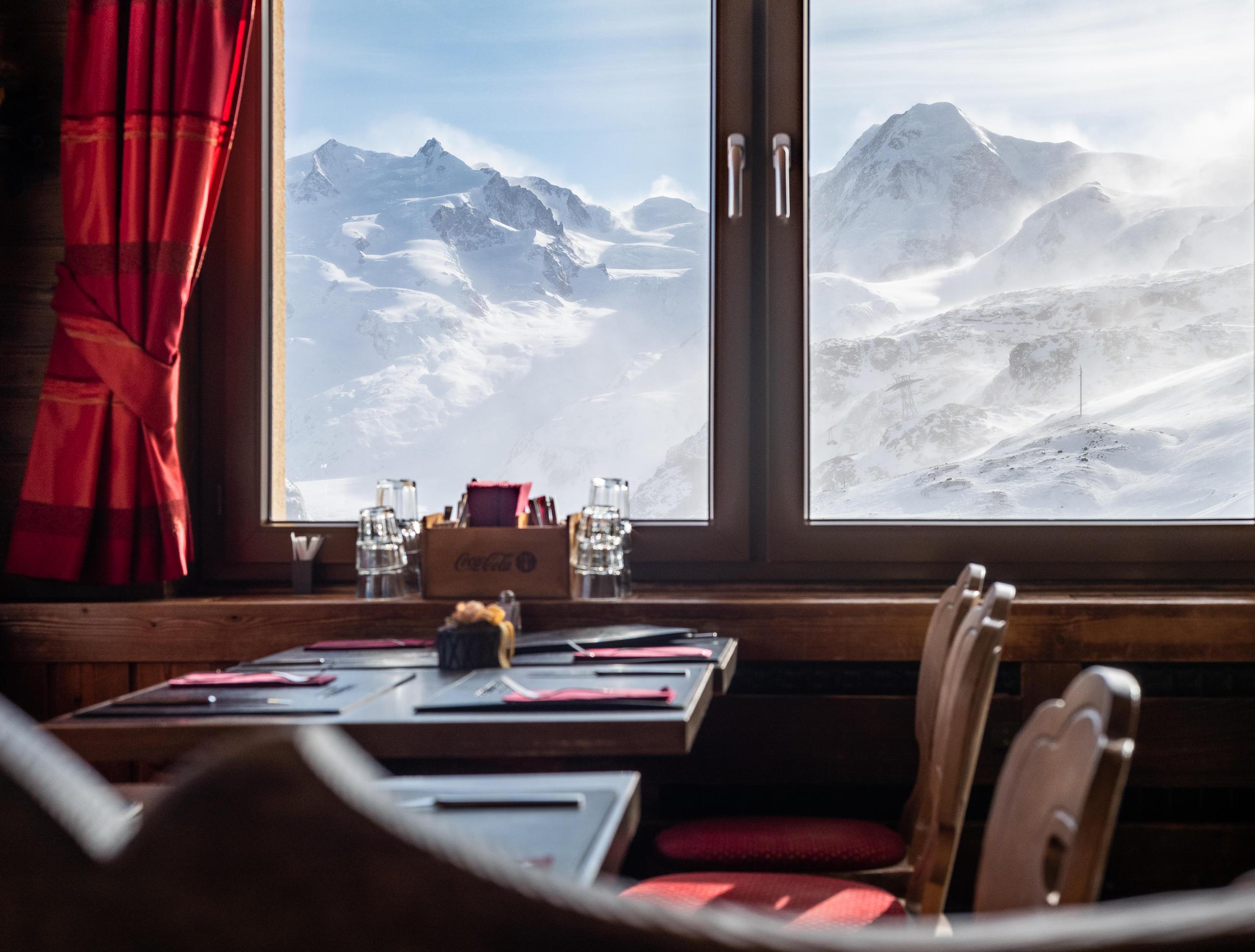 Restaurant Schwarzsee
