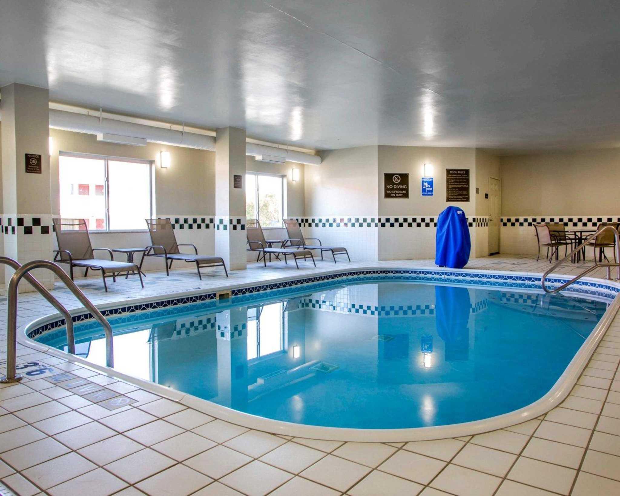 Comfort Suites Columbus West- Hilliard image 20