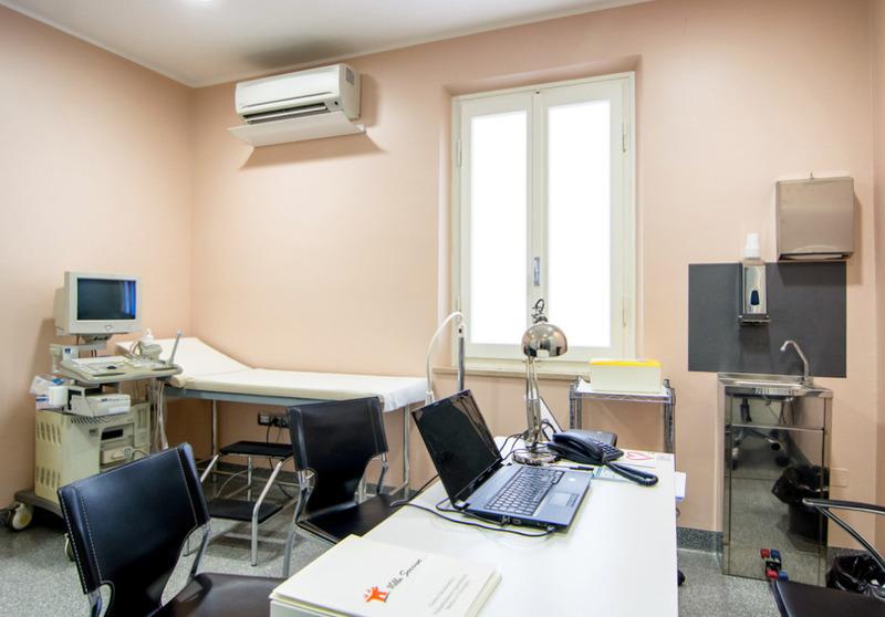 Ambulatorio Accreditato di Odontoiatria e Medico Chirurgico Villa Sorriso