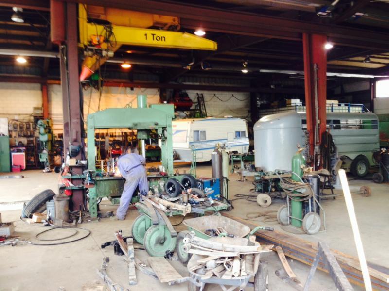 Drago's Spring & Welding Ltd in Kamloops