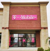 Exterior photo of T-Mobile Store at S Range Line Rd & 18th St, Joplin, MO