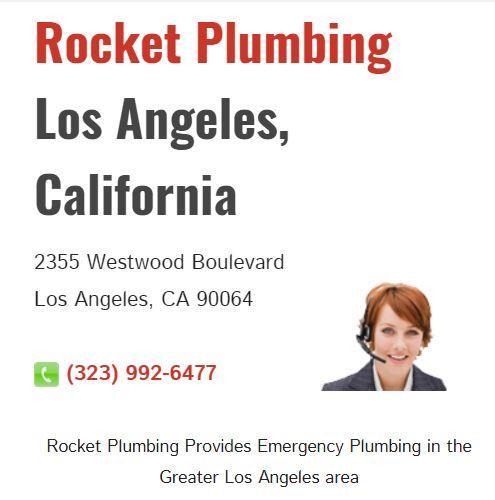 Rocket Plumbing Los Angeles