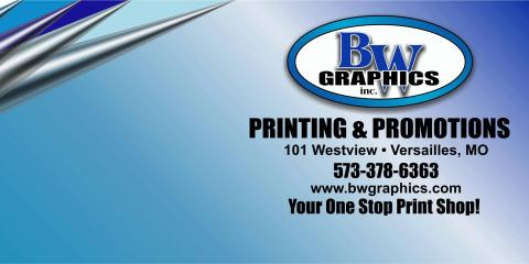 B W Graphics Inc.