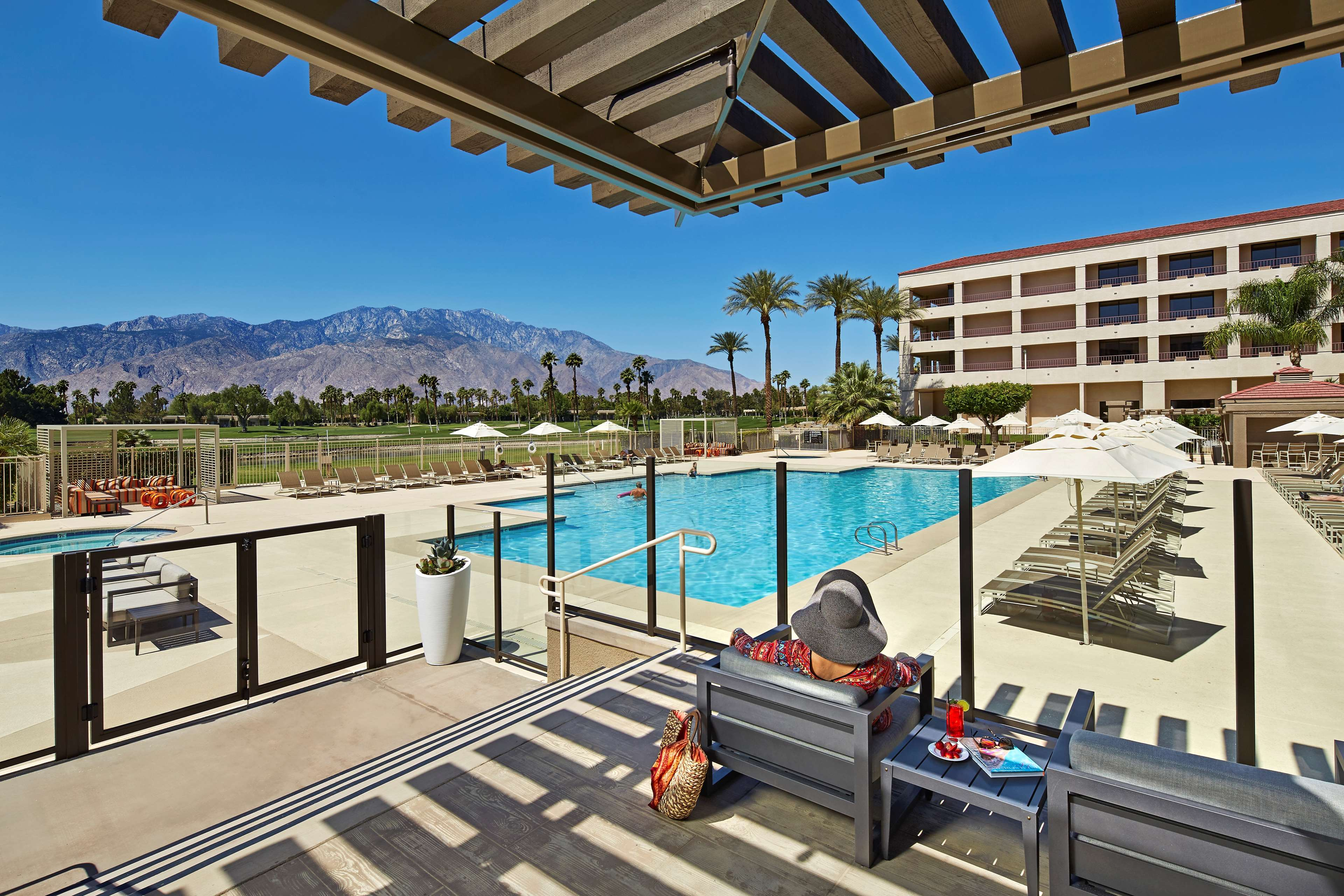 DoubleTree by Hilton Hotel Golf Resort Palm Springs image 17