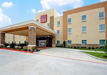 Hotels in TX Katy 77494 Comfort Suites At Katy Mills 25115 Katy Freeway  (281)574-5900