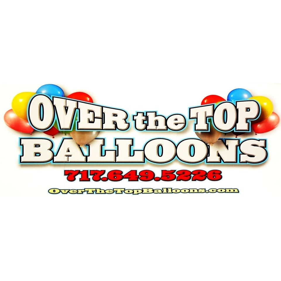 Over The Top Balloons