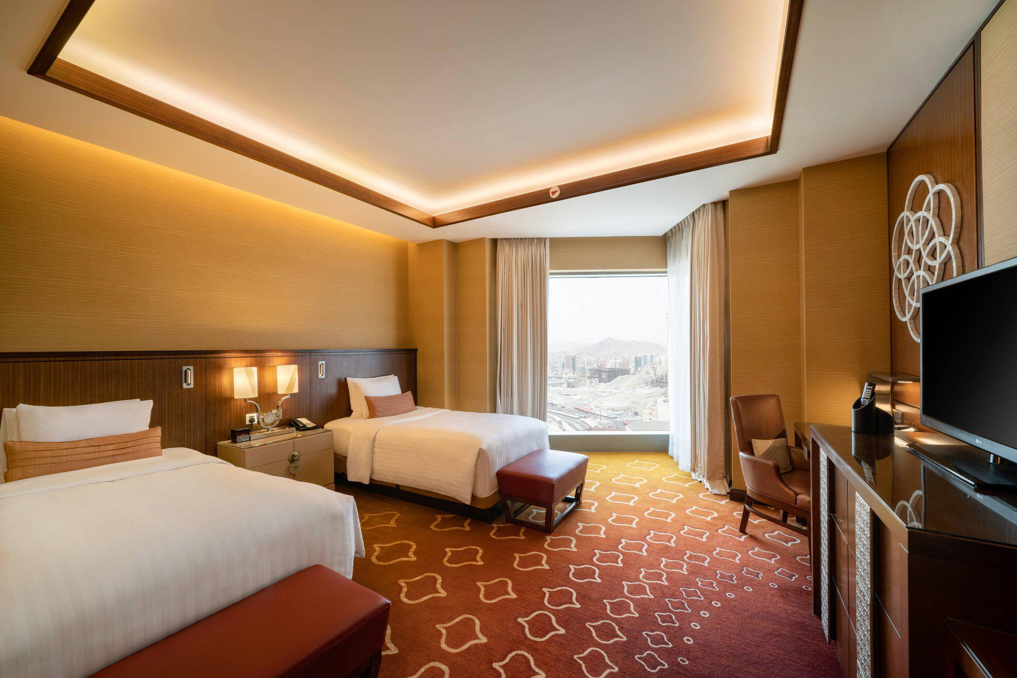 Jabal Omar Marriott Hotel, Makkah