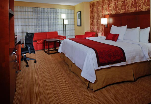 Courtyard by Marriott Atlanta Decatur Downtown/Emory image 2