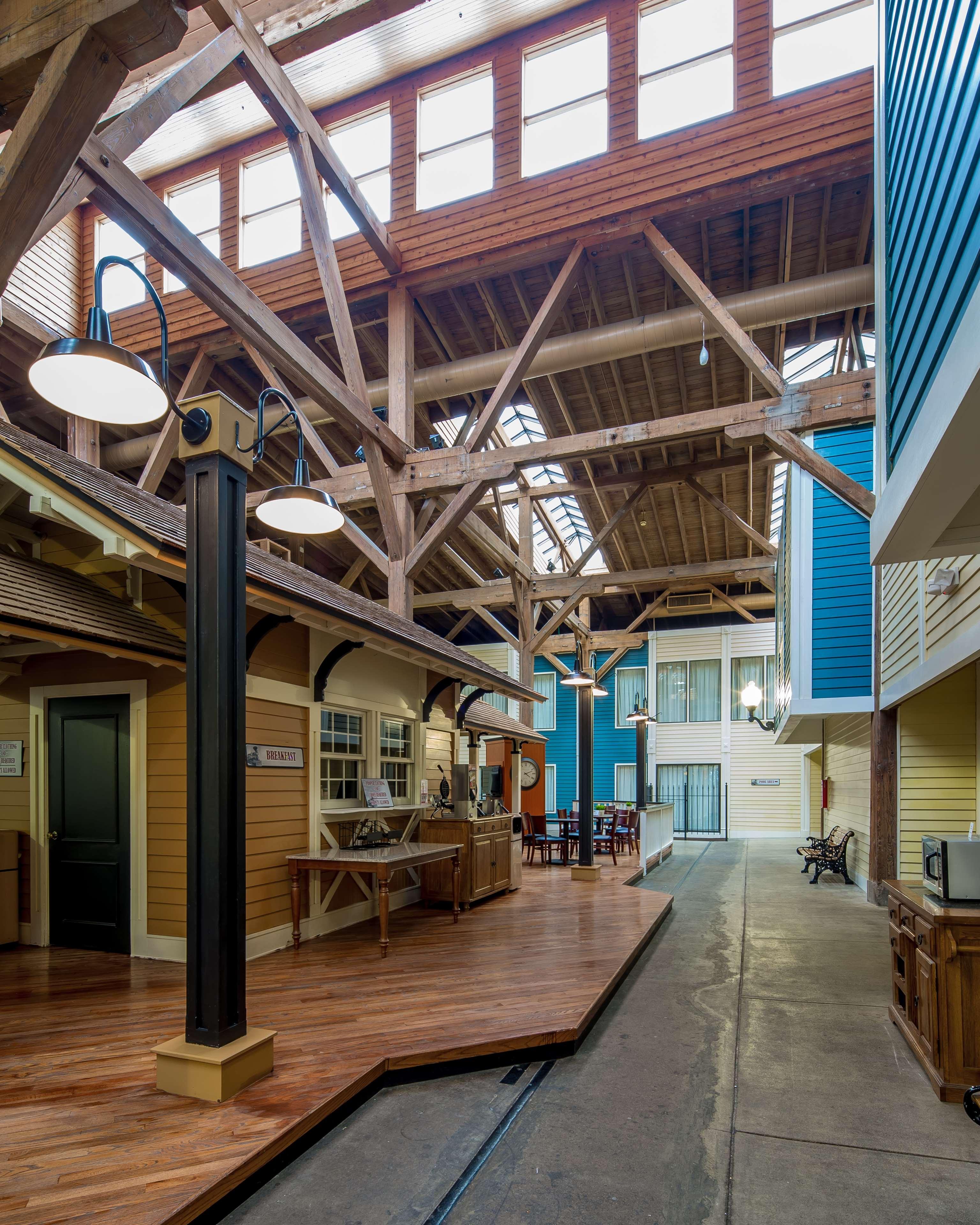 Best Western Plus Como Park Hotel image 26