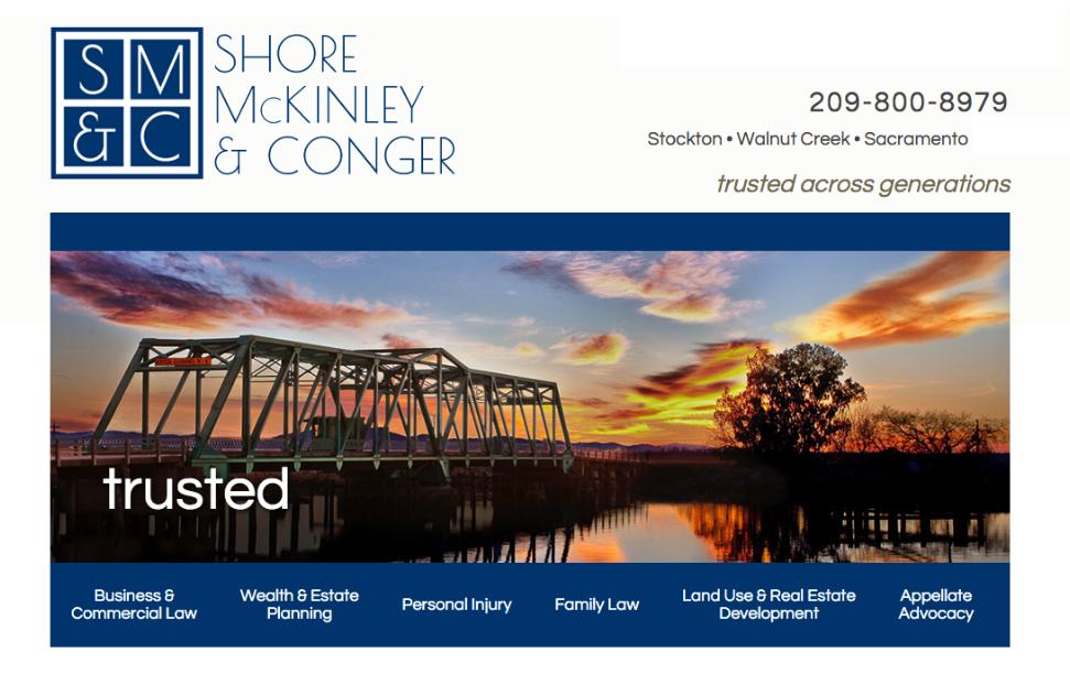 Shore, McKinley & Conger, LLP image 0