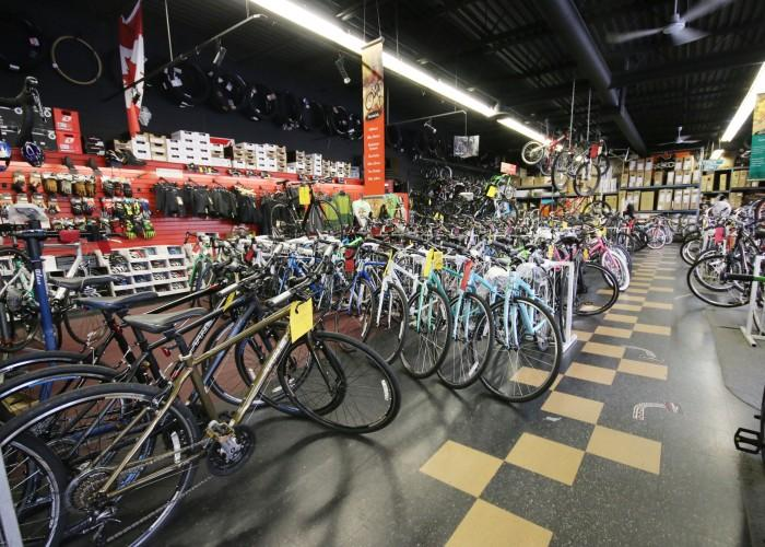Cap's - Krusty's Bicycles in Richmond