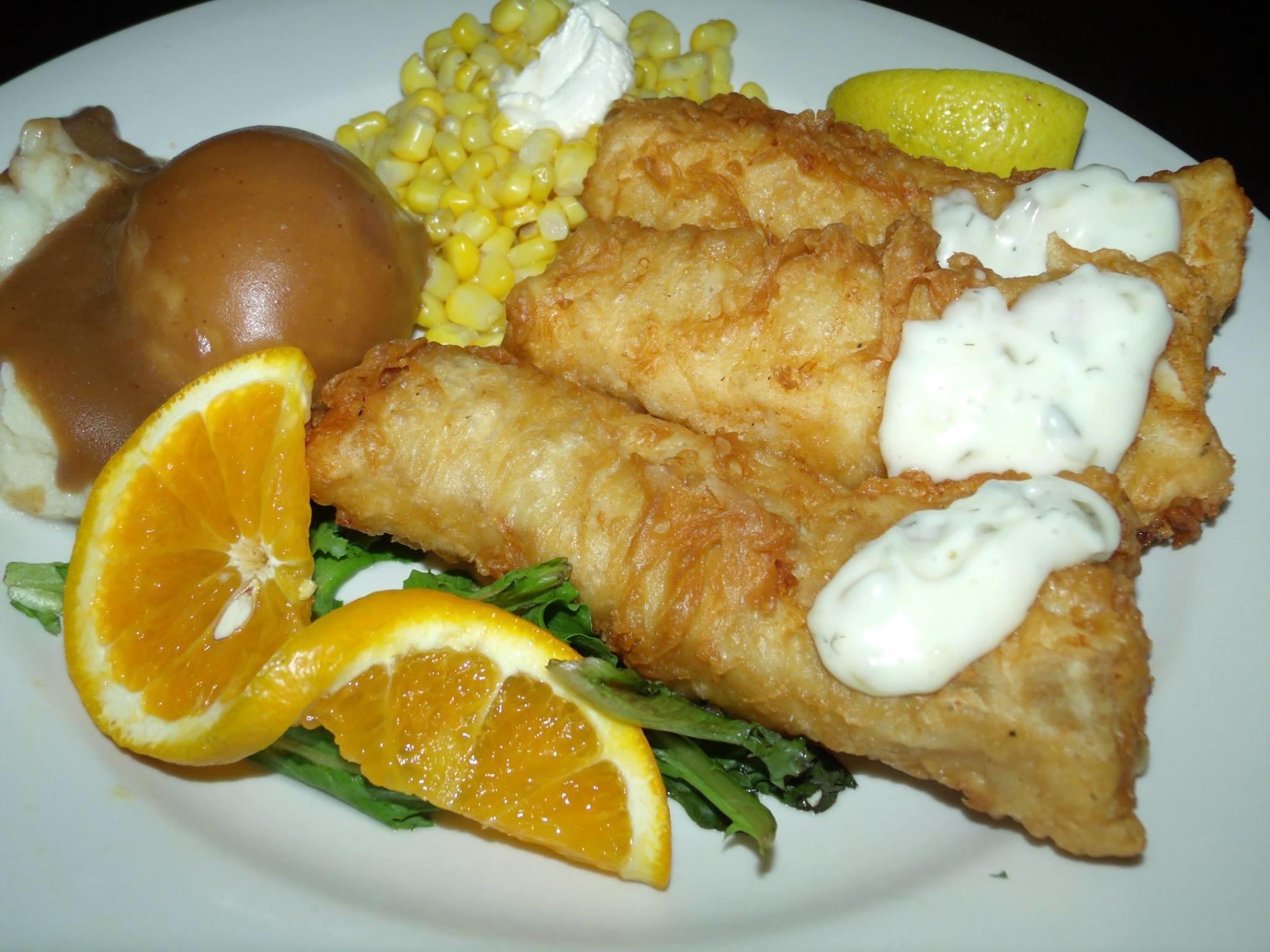 Citrus cafe janesville wi business profile for Best fish fry in wisconsin
