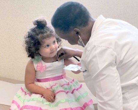 First Pediatric Care Center: Margaret Lubega, MD image 3
