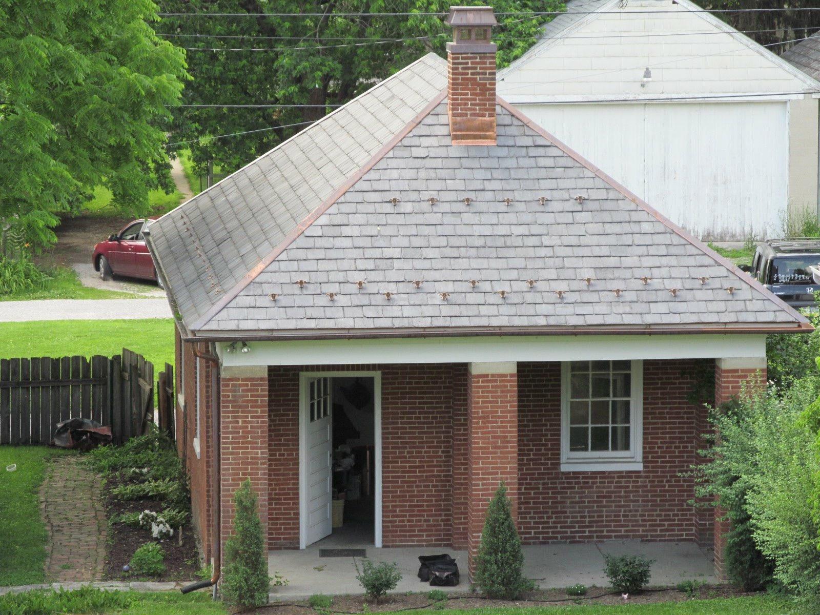 Joey Wildasin Slate Roofing image 6