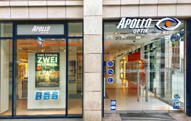 Apollo Optik Saarbrucken Bahnhofstr 22 24 Offnungszeiten Angebote