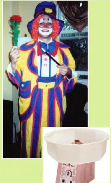 Albert The Clown image 1