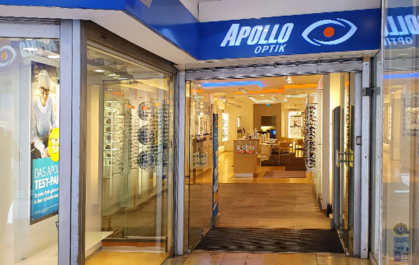 Apollo-Optik, Rathausgasse 29-31 in Freiburg