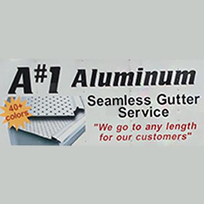 A#1 Aluminum Seamless Gutter Service