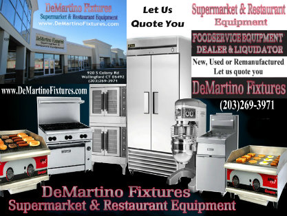 Demartino Fixtures Restaurant And Supermaket Equipment Coupons Near Me In Wallingford 8coupons