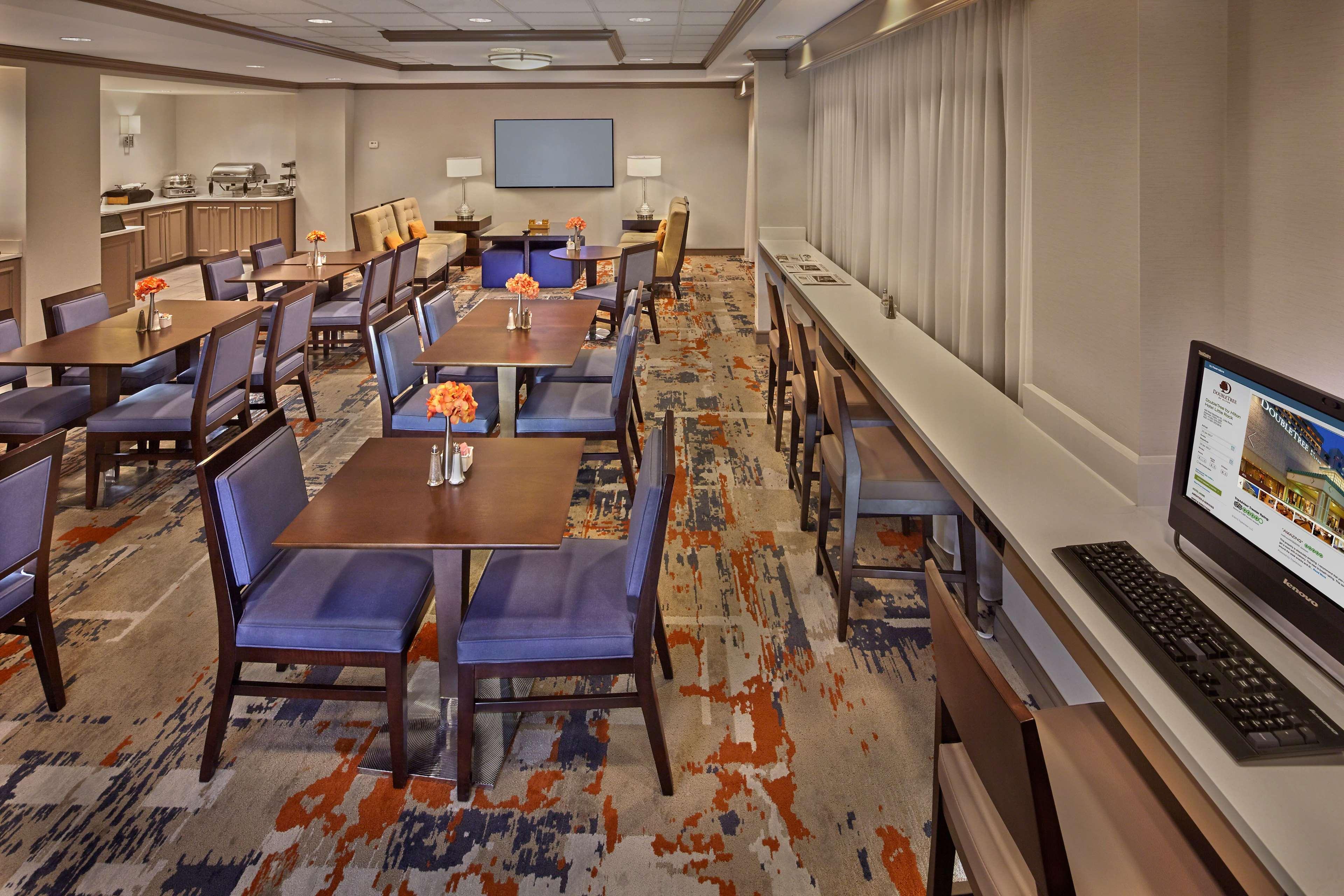 DoubleTree by Hilton Hotel Little Rock image 10