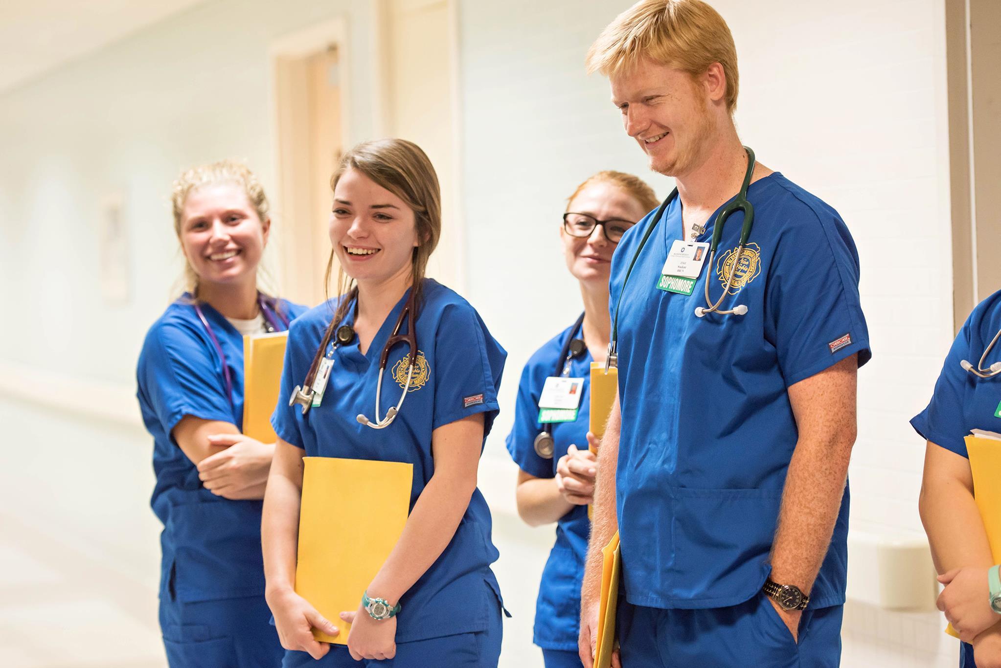 Blessing-Rieman College of Nursing & Health Sciences image 1