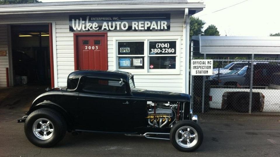 Wike Enterprises Inc Auto Repair image 3