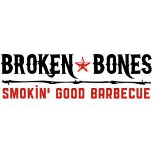 Broken Bones Smokin' Good Barbecue