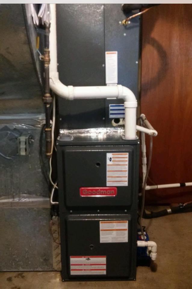 Maximum Heating and Air