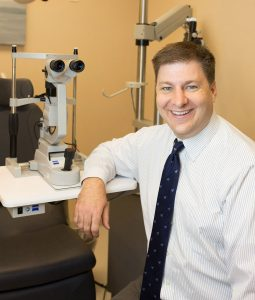 Dr. Sean Sumsion, , Eye Care Specialist