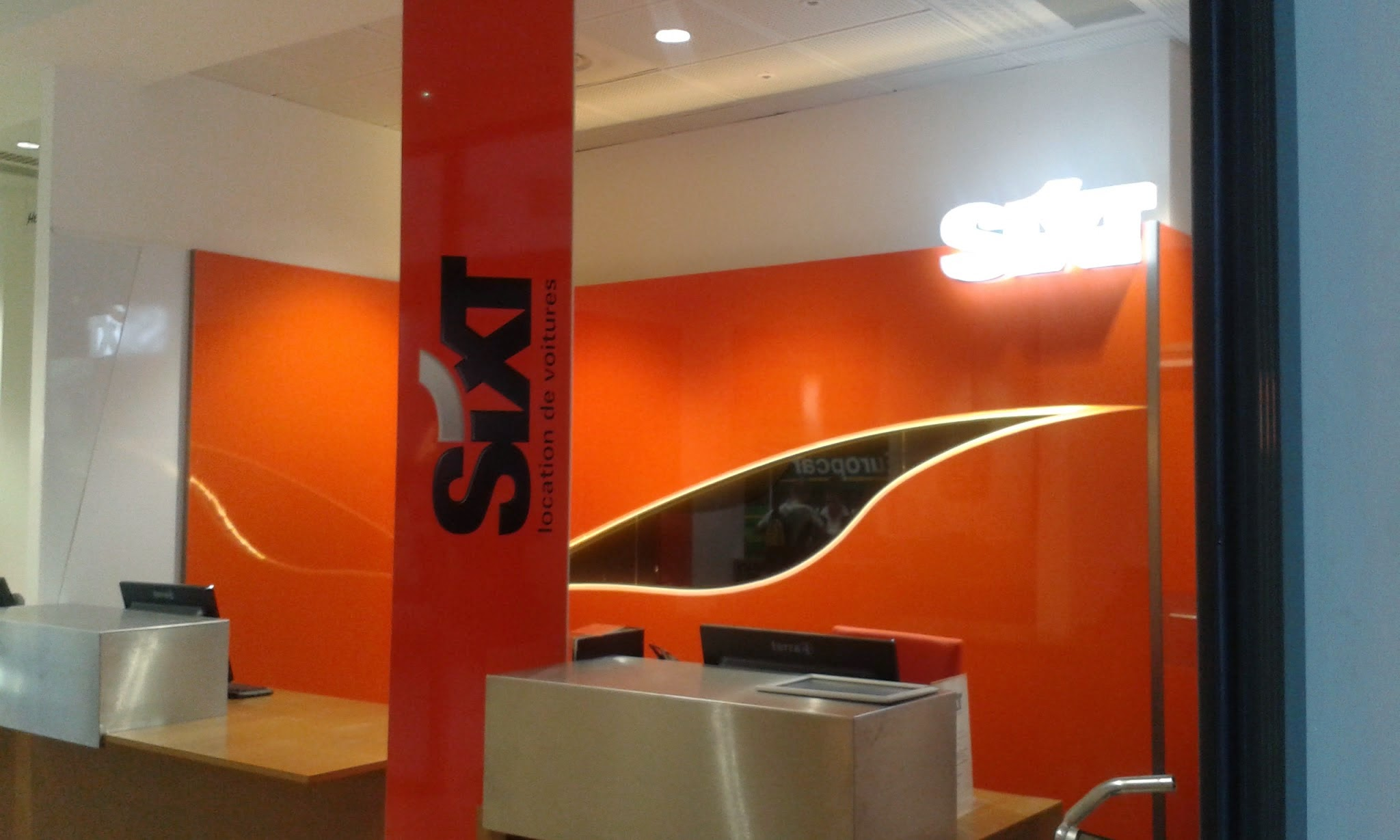 Sixt Toulon Gare